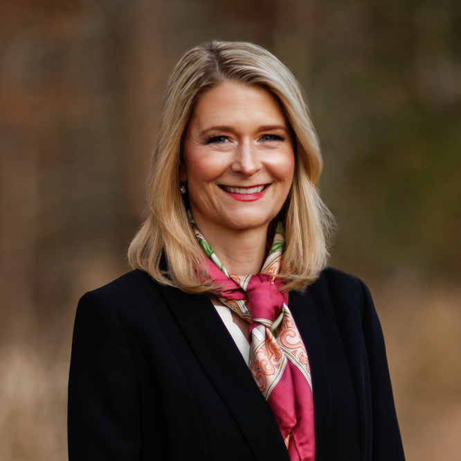 Whitney P. Witt, the inaugural dean of the College of Health