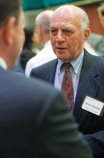James A. Greenleaf '66G '93P