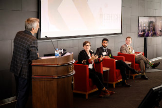 Panel discussion at Summit 2018: Transforming the Culture of Faculty Service Engagement at Lehigh University