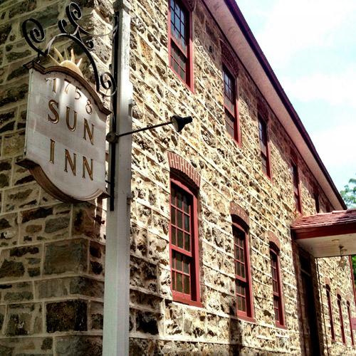The Sun Inn in Bethlehem