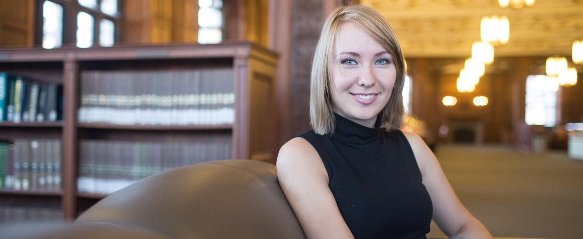 Viktoria Brezheniuk