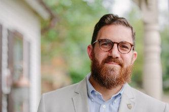 Walead Mossad, Lehigh University Director of Muslim Student Life