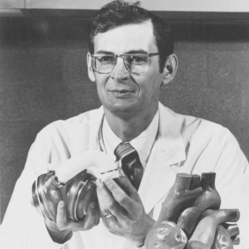 Dr. William S. Pierce '58