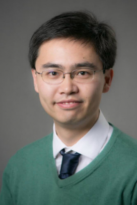 Xiaoji Xu, assistant professor of chemistry at Lehigh University