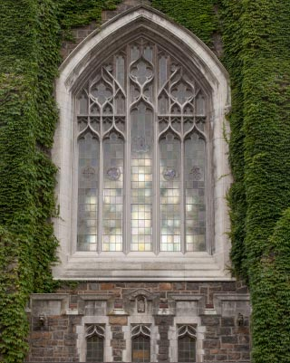 Alumni Memorial Window