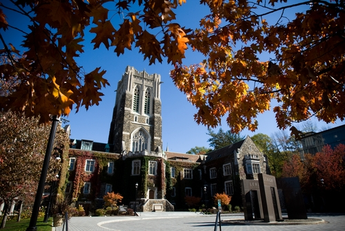 Lehigh University has joined the American Talent Initiative in an effort to expand access to higher education in the U.S. (Photo by Christa Neu)