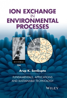 SenGupta's new book provides a comprehensive introduction to ion exchange while covering the latest advances in the field.