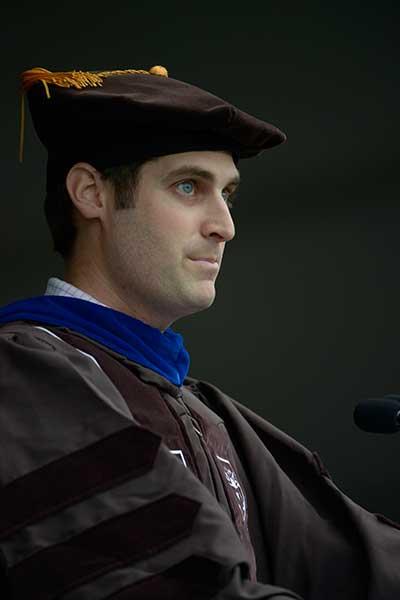 Kellen Gunderson, PhD '13