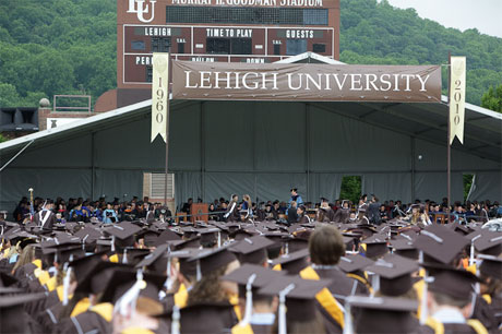 2010 Lehigh Univeristy Commencement