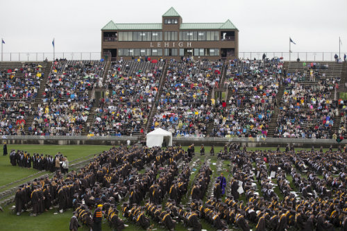 2012 Lehigh University Commencement
