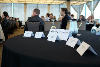 CBE hosts tax forum