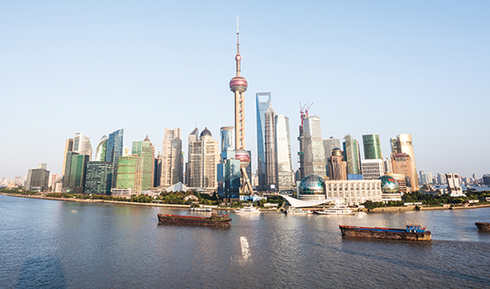 Lehigh in Shanghai