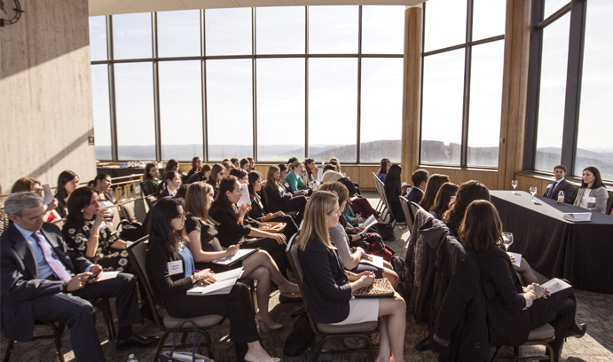 Women in Business aims to inspire students