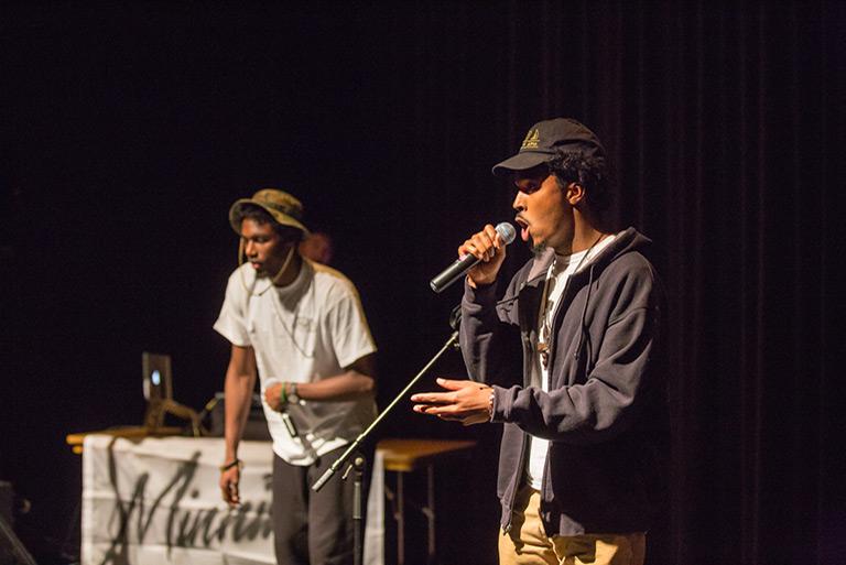 Hip-Hop Collective