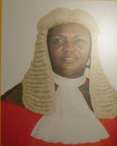 Georgina T. Woode, the current Chief Justice of Ghana's Supreme Court