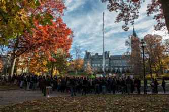 Lehigh University rallies for inclusion