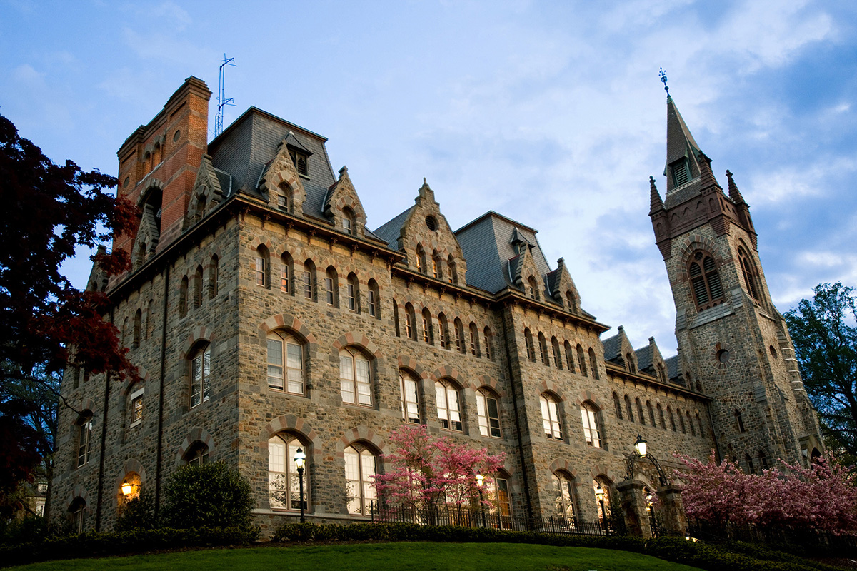 Lehigh's University Center