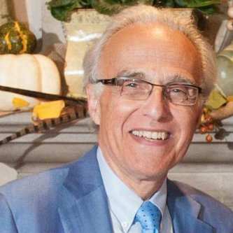 John L. Esposito is announced at 2017 Baccalaureate speaker