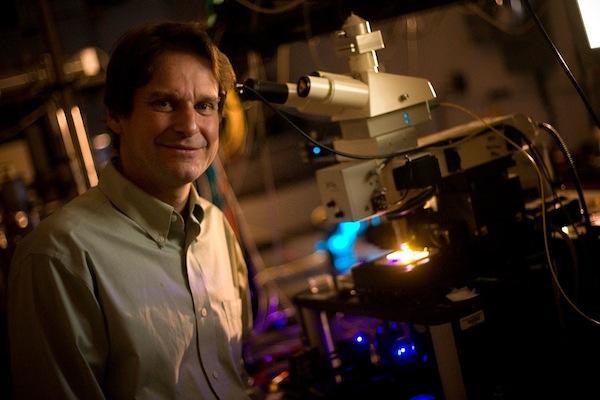 Volkmar Dierolf, professor of physics