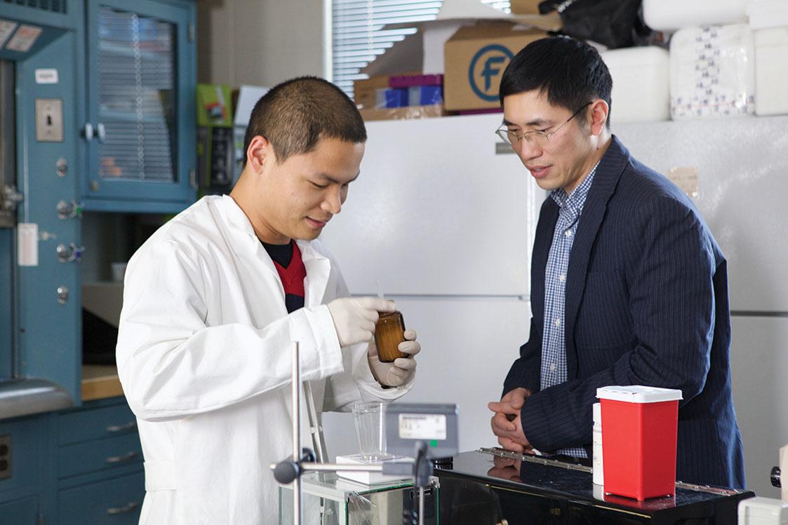Yaling Liu and Wentao Shi