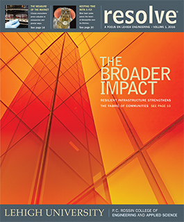 Cover of Resolve V1 2016
