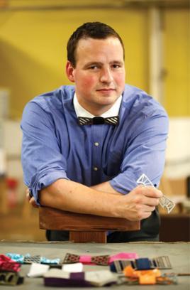 Caleb Conradi wins Baker Institute prize