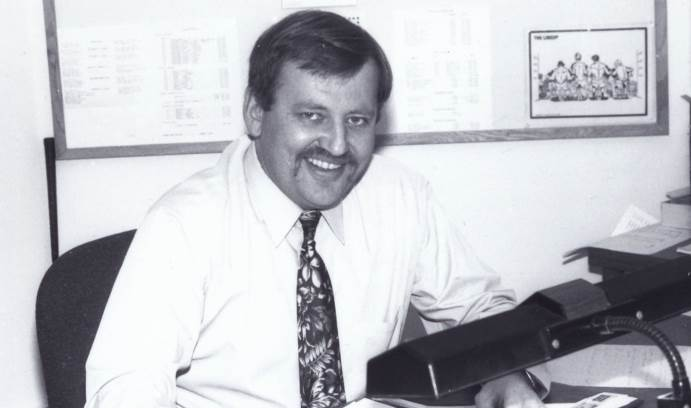 Ed Shupp joined the Lehigh police force in 1978 and rose through the ranks to become chief of the LUPD in 2000. He is retiring this month after 39 years with the university.