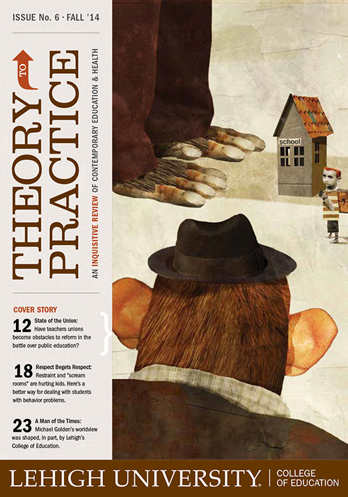 Cover of the 2014 edition of Theory to Practice