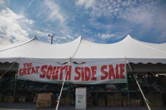 SouthSide sale