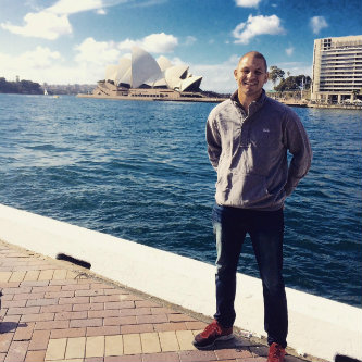 Finance major Ryan Spirko '16 interned with KPMG's management consulting practice in Australia.