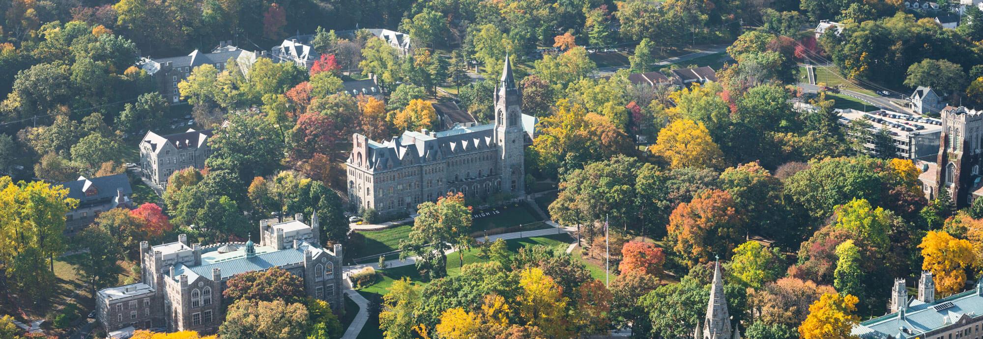 Lehigh campus