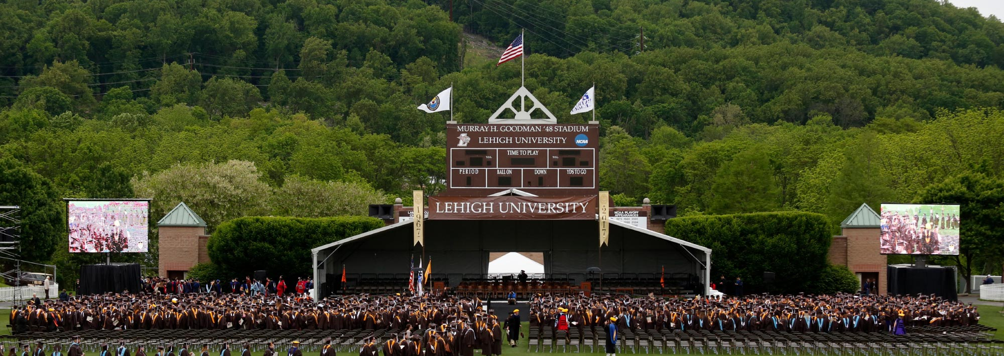 Mobility-Impaired Parking & Seating Options | Commencement | Lehigh