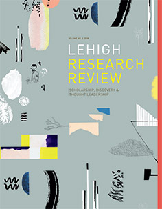 Lehigh Research Review Volume 3 Cover