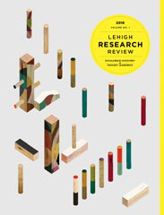Cover of Lehigh Research Review, Volume One