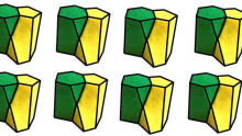 The scutoid, a newly discovered geometric shape used by nature to pack cells efficiently