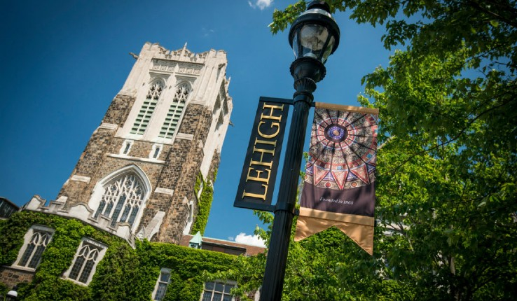 Lehigh's Alumni Memorial Building