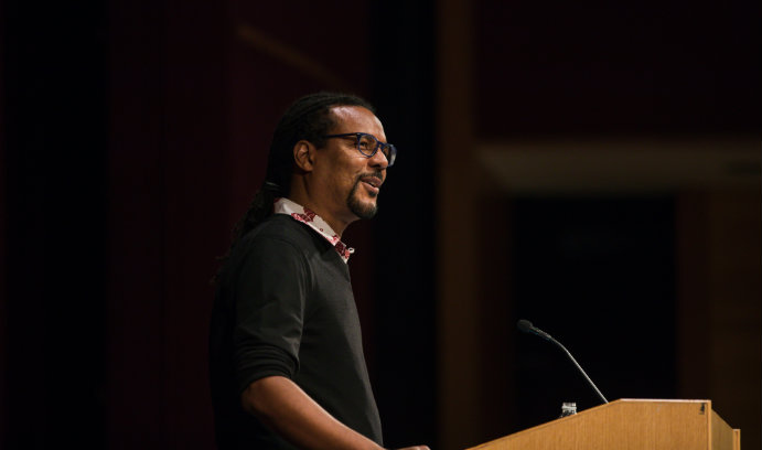 Colson Whitehead at Lehigh