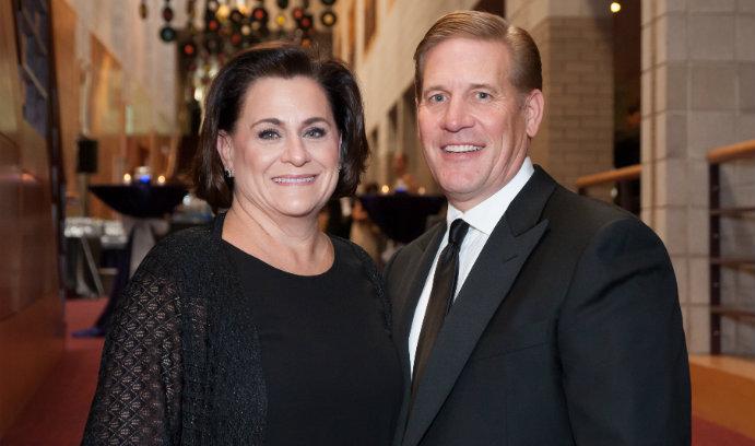 Kevin and Lisa Clayton