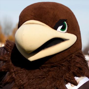 Lehigh's mascot, Clutch