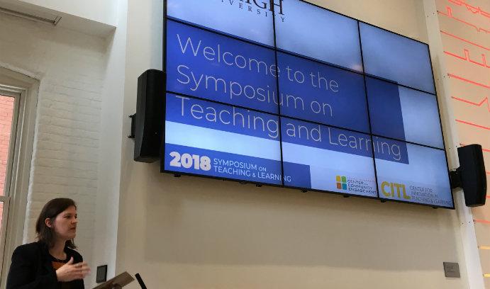 lehigh teaching and learning symposium