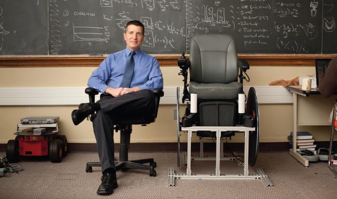 Lehigh Mountaintop Faculty Mentor Spletzer