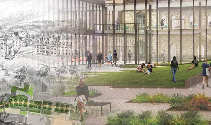 Lehigh plans campus expansion