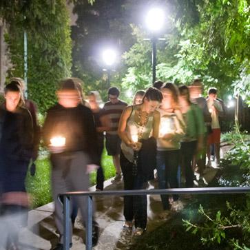 September 11 vigil